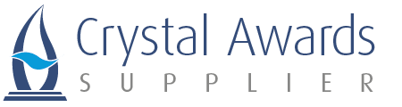 Crystal Awards Supplier Logo