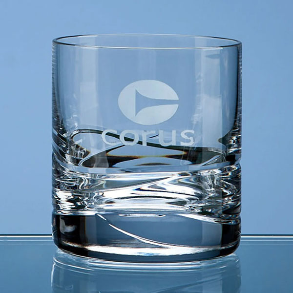 310ml Verona Crystalite Whisky Tumbler