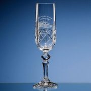 180ml Flamenco Crystalite Panel Champagne Flute