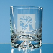 Dimple Base Whisky Tumbler