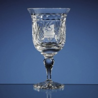 Shire Crystal Goblet