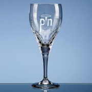 Mayfair Crystalite Panel Goblet SL107