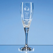 230ml Gino Crystalite Panel Champagne Flute