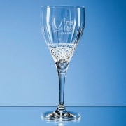 360ml Gino Crystalite Panel Goblet SL550