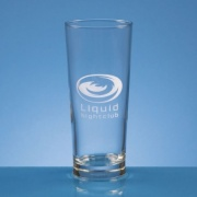 Straight Sided 1PT Beer Glass W64