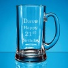 Two Pint Glass Tankard BG1