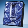 23cm Lead Crystal Footed Presentation Bowl