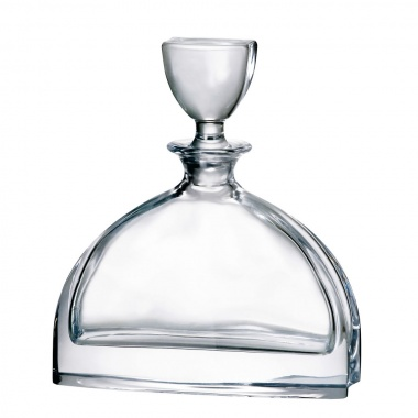 Engraved Crystalite Nemo Decanter
