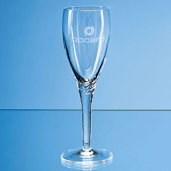 Engraved 160ml Michelangelo Champagne Flute