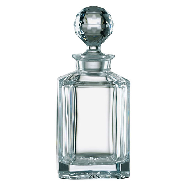 3/4L Lead Crystal Spirit Decanter R47