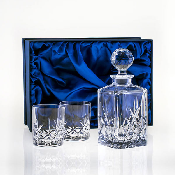 R4 Decanter and 2 Tumblers Boxed Set