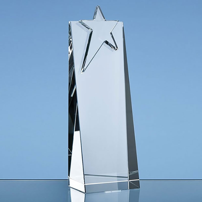 21cm Optic Star Rectangle Award